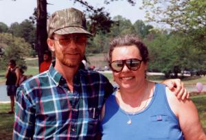 Harold and Terry Rider (5 May 1996)