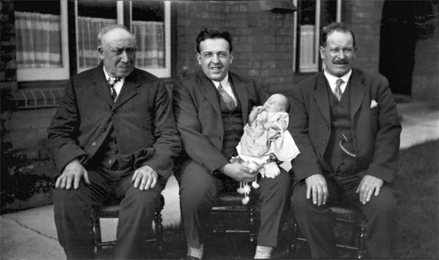 George Harold Dennis & Albert Manterfield (1927)