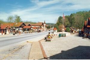Helen, Georgia (24-April-1996)