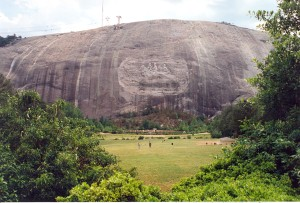 Stone Mountain, Georgia (6-May-1996)