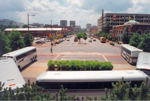 Downtown Chattanooga (10-May-1996)