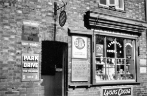 Legion Stores, 13 Front St, Birstall (early 1950s)