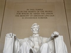 Lincoln Memorial, Washington (Oct 2009)