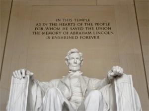 Lincoln Memorial, Washington (Oct 2009)