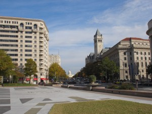 Freedom Plaza, Washington (Oct 2009)