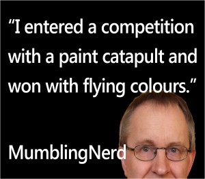 MumblingNerd Quips