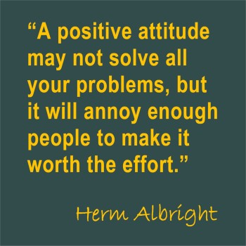 Herm Albright quote
