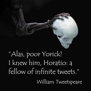 Alas, poor Yorick..
