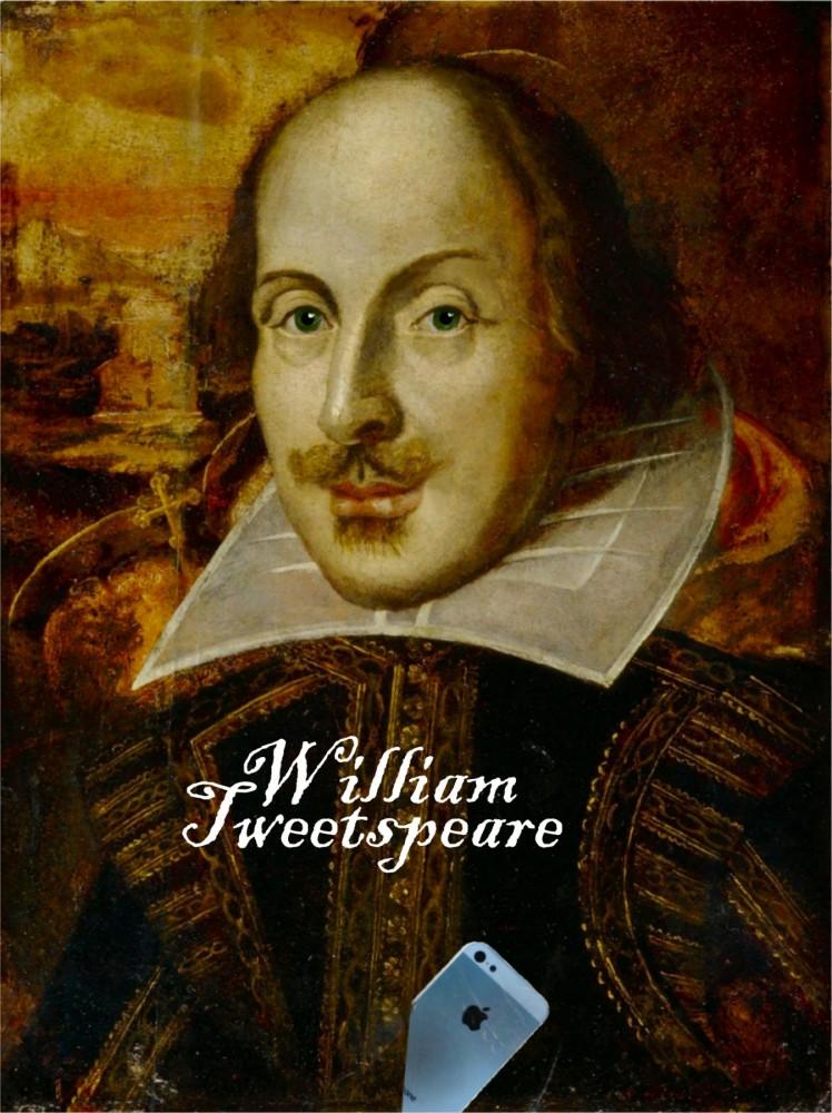 William Tweetspeare quotations