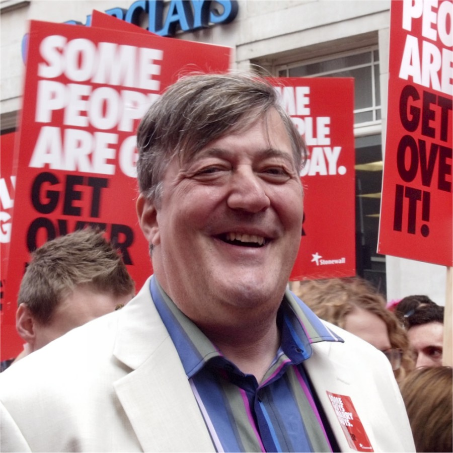 Stephen Fry quotations